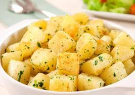 receita de batata sauté
