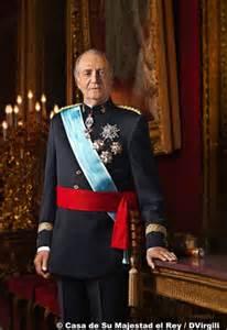 Juan Carlos da Espanha - Na Espanha existe um parlamento bi-cameral, as Cortes Generales.