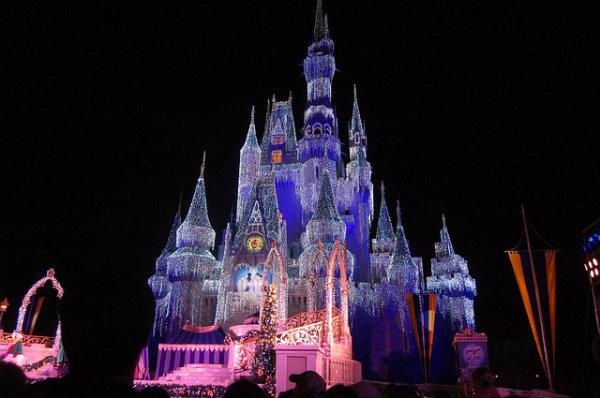 Disney. Um dos roteiros mais procurados pelos turistas.