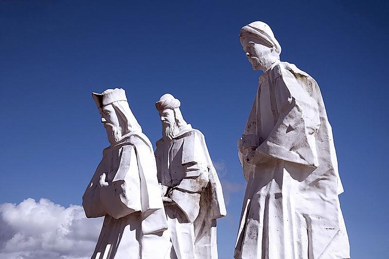 Reis Magos - Monumento em Natal