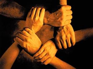 Imagem ilustrativa representando as relações sociais.