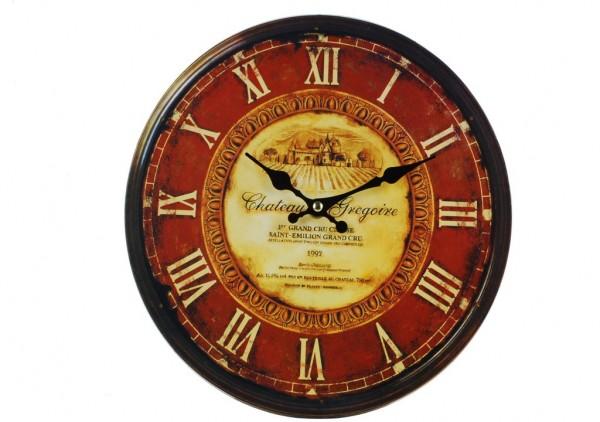Relógio Moderno com algarismo Romano-moderno