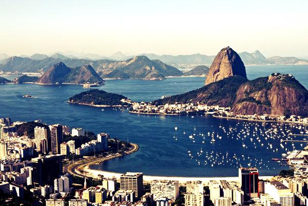 O Rio de Janeiro continua lindo!