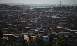 O complexo da Maré está ameaçado pela quantidade de traficantes e financiadores da violência.