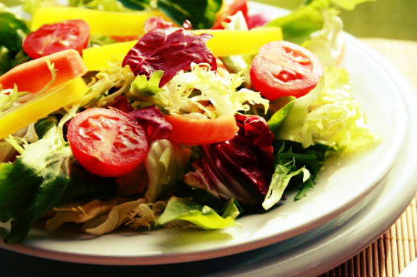 Salada!