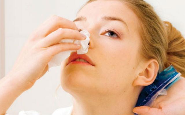 Sangramento Nasal - um problema comum (Foto: Divulgação)