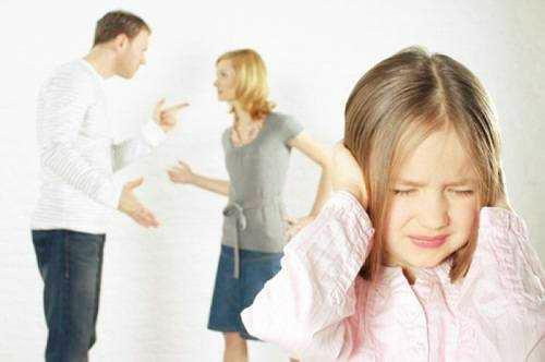 A separação é algo delicado, é necessário muito cuidado com os filhos nesse momento