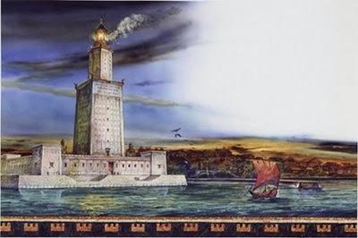Farol de Alexandria.