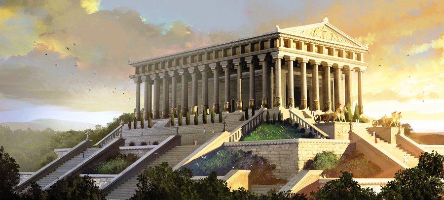 Templo de Ártemis.