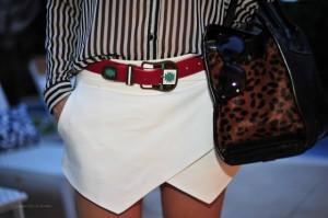 Short saia assimétrica (Foto: Reprodução)