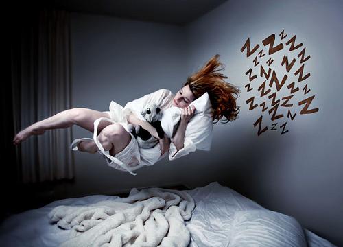 Os sonhos são reflexos de algo relacionado a nossa vida real