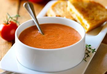 Sopa indicada para quem deseja perder peso rápido.