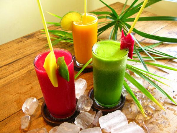 Os sucos emagrecedores são poderosos no combate a gorduras e calorias.