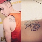 tatoo justin indio