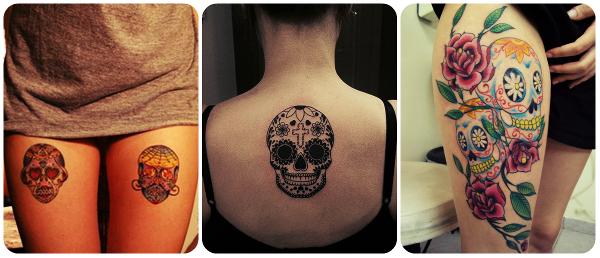 As tatuagens são bonitas significativas