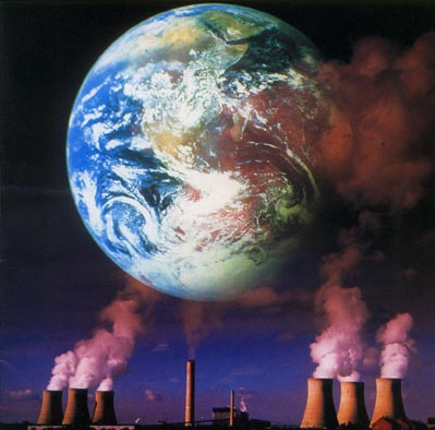 A Terra necessita das energias não-renováveis.