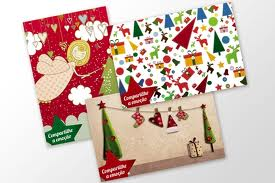 convites natalinos
