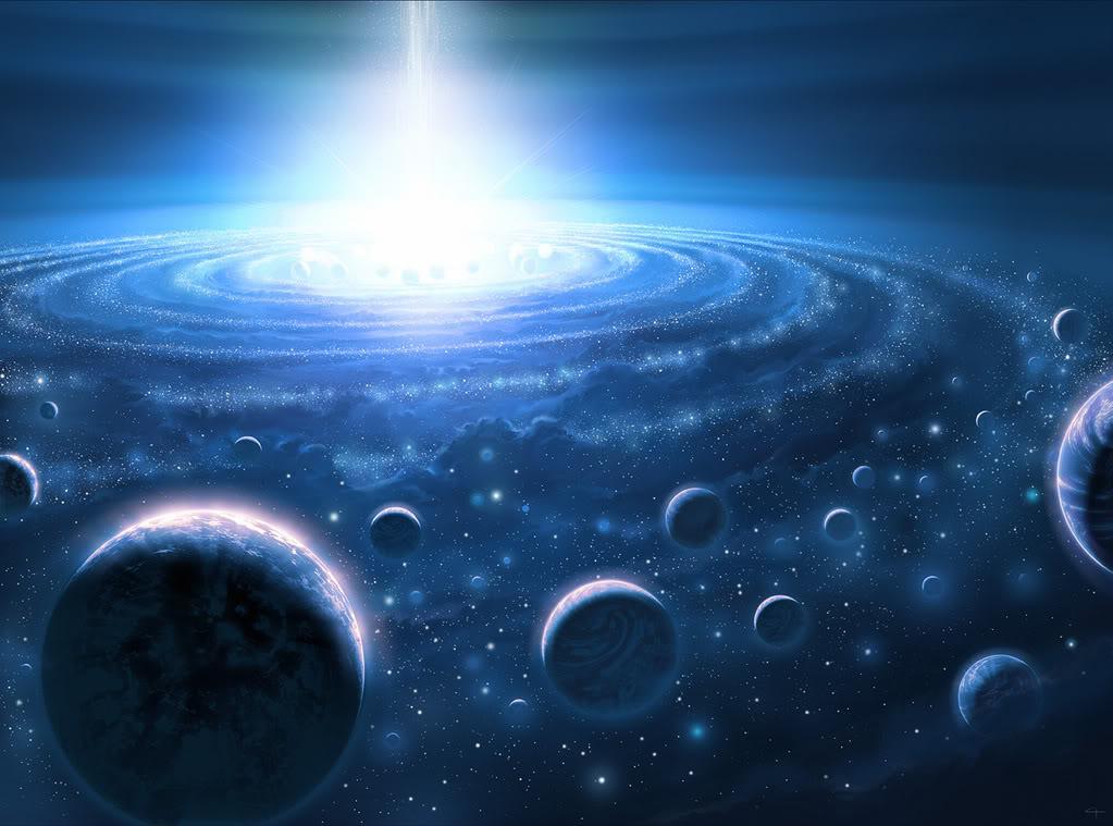 Qual o formato do universo?