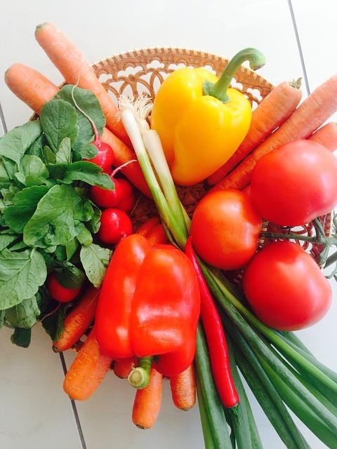 Uma alimentação saudável é responsável pelo aumento do sistema imunológico.