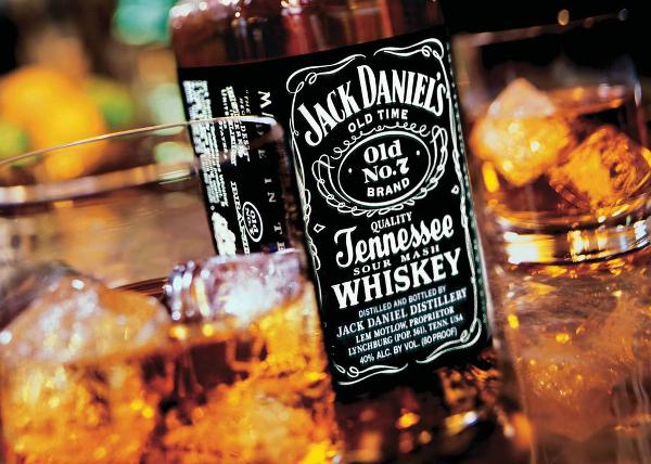 Jack Daniels é um dos Whiskys mais famosos do mundo